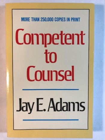 Image for Competent to Counsel