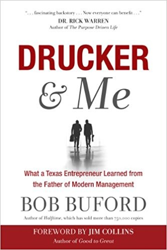 Image for Drucker & Me: What a Texas Entrepenuer Learned From the Father of Modern Management