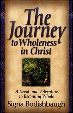 Image for The Journey to Wholeness in Christ: A Devotional Adventure to Becoming Whole