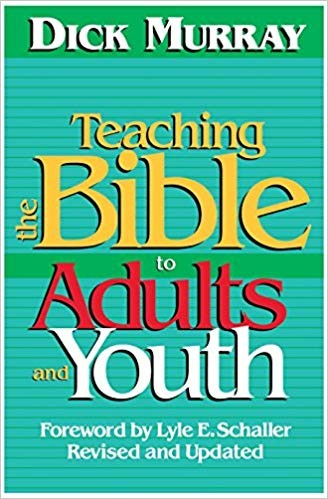 Image for Teaching the Bible to Adults and Youth