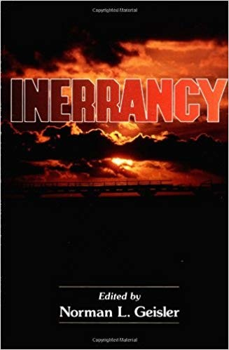 Image for Inerrancy