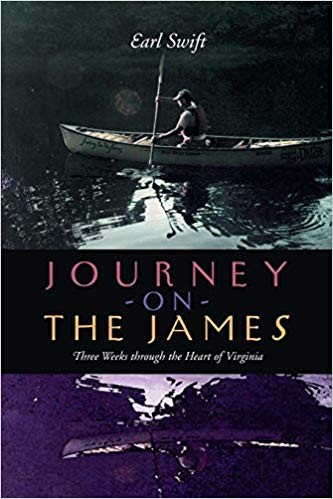 Image for Journey on the James: Three Weeks through the Heart of Virginia