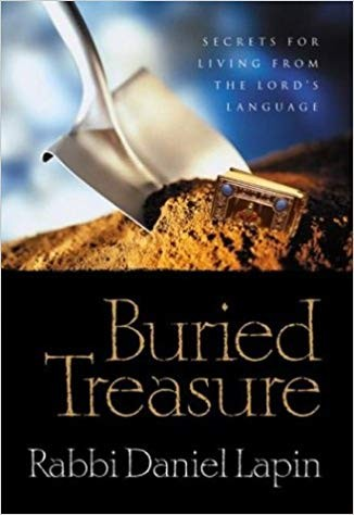 Image for Buried Treasure: Hidden Wisdom from the Hebrew Language