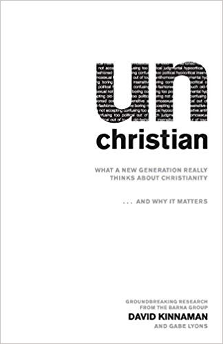 Image for unChristian: What a New Generation Really Thinks about Christianity…and Why It Matters