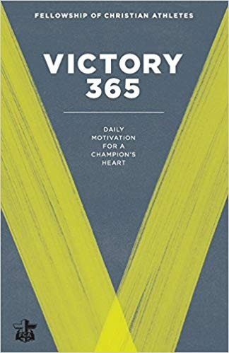 Image for Victory 365: Daily Motivation for a Champion's Heart