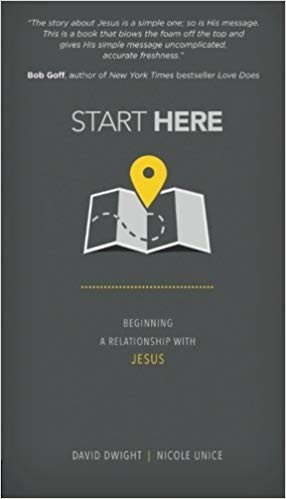Image for Start Here: Beginning a Relationship with Jesus