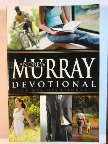 Image for Andrew Murray Devotional: 365 Day Devotional
