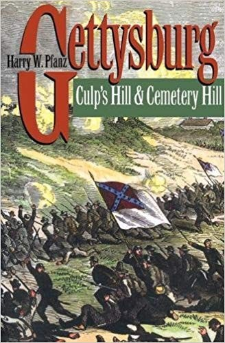 Image for Gettysburg--Culp's Hill and Cemetery Hill (Civil War America)