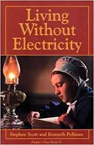 Image for Living Without Electricity: People's Place Book No. 9 (People's Place Book, 9)