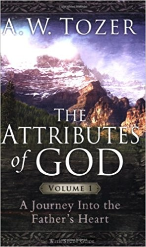 Image for The Attributes of God Volume 1 with Study Guide: A Journey Into the Father's Heart