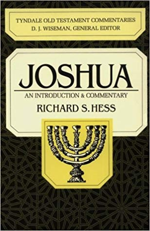 Image for Joshua: An Introduction and Commentary (Tyndale Old Testament Commentaries)