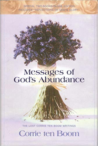 Image for Messages of God's Abundance/Reflections of God's Glory (Two Books in One)