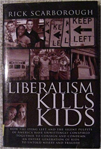 Image for Liberalism Kills Kids