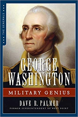 Image for George Washington: Military Genius (The Generals)