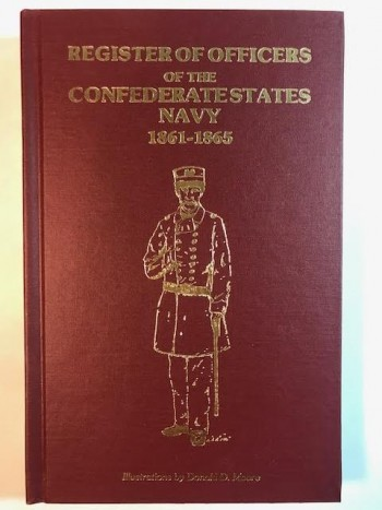 Image for Register of Officers of the Confederate States Navy 1861-1865