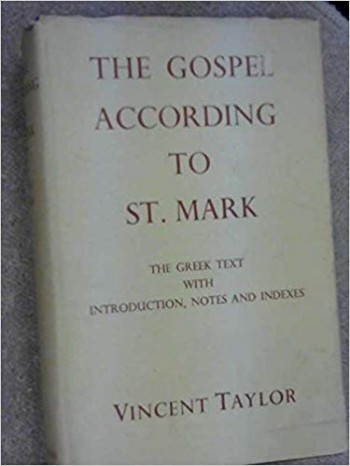 Image for The Gospel According To St. Mark:  The Greek Text With Introduction, Notes And Indexes