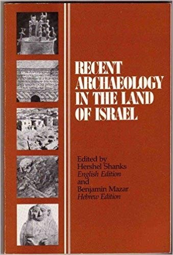 Image for Recent Archaeology In The Land Of Israel