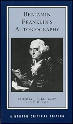 Image for Benjamin Franklin's Autobiography (Norton Critical Editions)