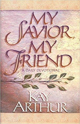 Image for My Savior, My Friend:  A Daily Devotional