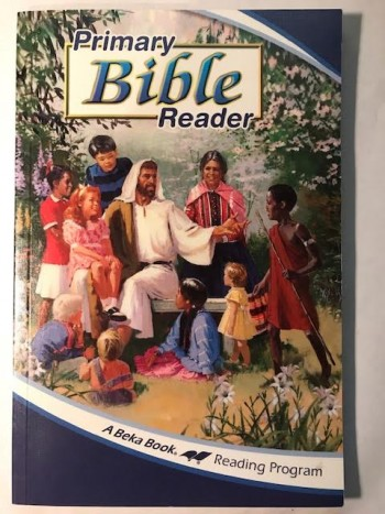 Image for Primary Bible Reader  (A Beka Book Reading Program)