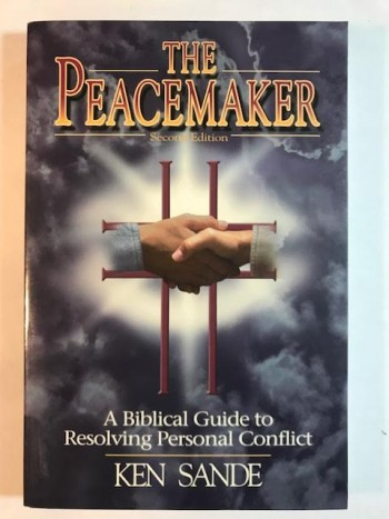 how to deal with conflict biblically