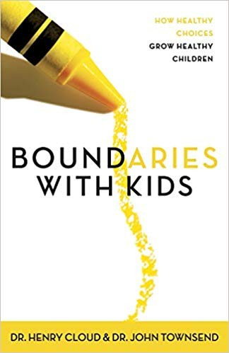 Image for Boundaries with Kids: When to Say Yes, When to Say No, to Help Your Children Gain Control of Their Lives
