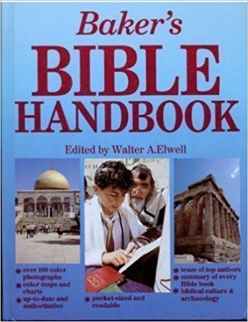 Image for Bakers Bible Handbook