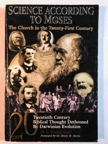 Image for Science According To Moses:  The Church In The 20th Century