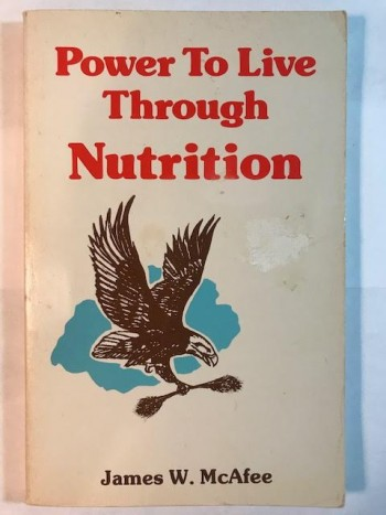 Image for Power To Live Through Nutrition