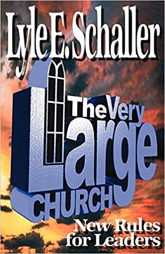 Image for The Very Large Church: New Rules for Leaders