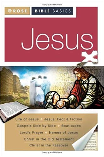 Image for Jesus (Rose Bible Basics)