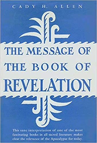 Image for The Message Of The Book Of Revelation