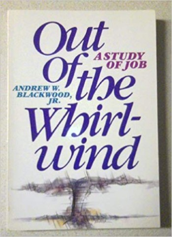 Image for Out Of The Whirlwind: A Study Of Job