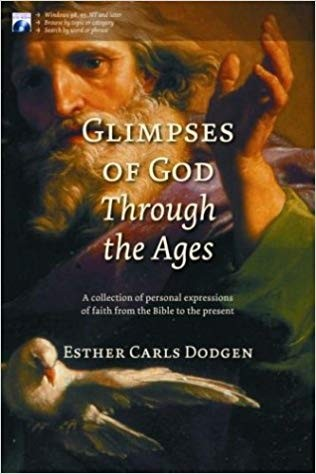 Image for Glimpse of God Through the Ages: A Collection of Personal Expressions of Faith from the Bible to the Present