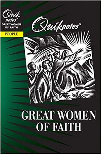 Image for Quiknotes: Great Women of Faith