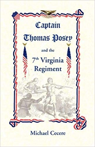 Image for Captain Thomas Posey and the 7th Virginia Regiment