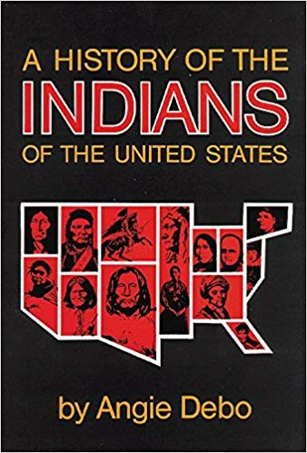 Image for A History of the Indians of the United States (The Civilization of the American Indian Series)
