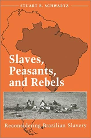 Image for Slaves. Peasants, And Rebels:  Reconsidering Brazilian Slavery