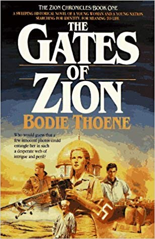 Image for The Gates Of Zion:  The Zion Chronicles/Book One