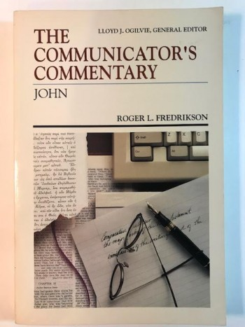 Image for John (Communicator's Commentary, Vol 4)