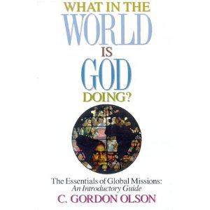 Image for What in the World is God Doing: The Essentials of Global Missions: An Introductory Guide
