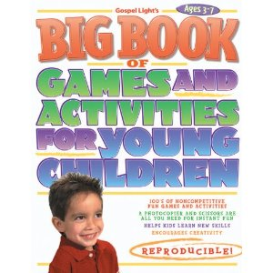 Image for Gospel Light's Big Book of Games and Activities for Young Children