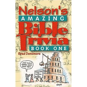 Image for Nelson's Amazing Bible Trivia (Book One)