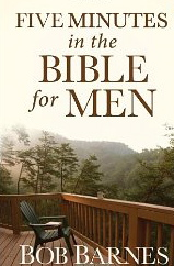 Image for Five Minutes in the Bible for Men