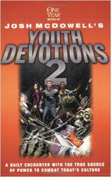 Image for Josh McDowell's One Year Book Of Youth Devotions2