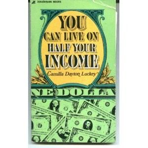 Image for You Can Live on Half Your Income