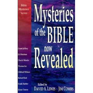 Image for Mysteries of the Bible Now Revealed