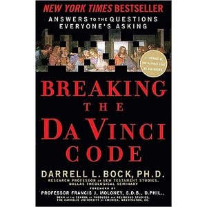 Image for Breaking the Davinci Code: Answers to the Questions Everyone's Asking