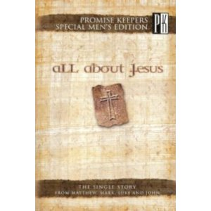 Image for All About Jesus: The Single Story from Matthew, Mark, Luke and John