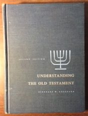 Image for Understanding The Old Testament